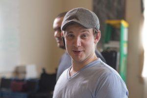 WFMF Director/Producer Stefan Liner